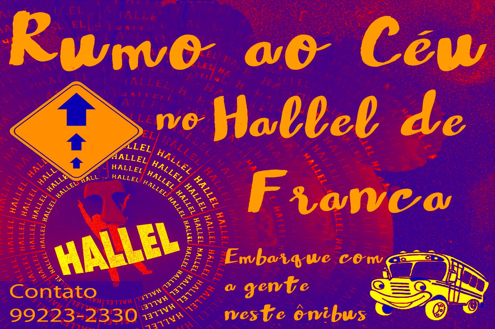 Rumo ao Céu no Hallel de Franca
